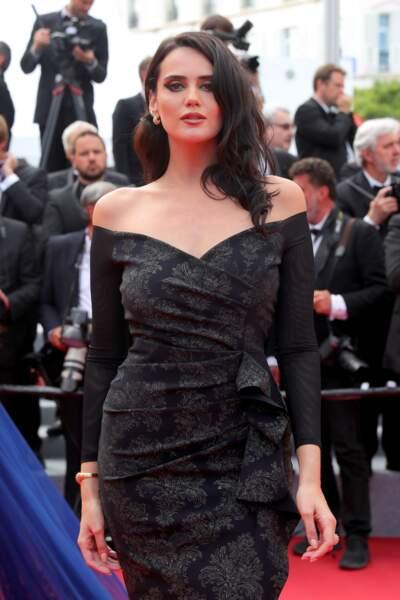 Catherine Poulain au Festival de Cannes 2019