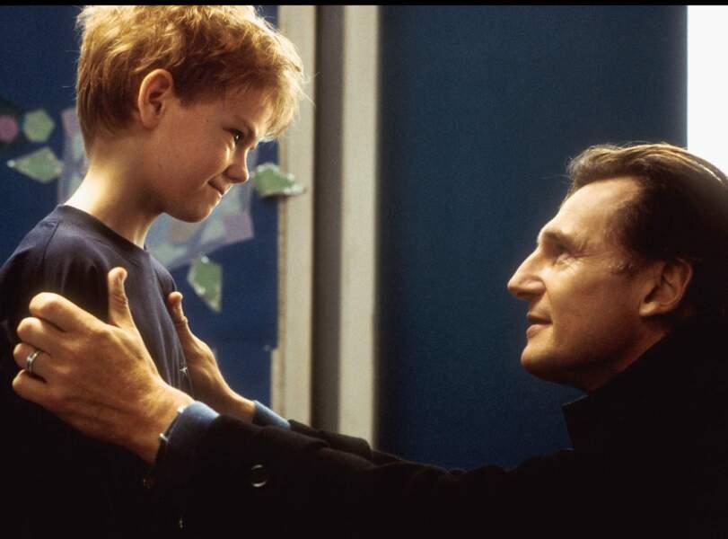Thomas Brodie-Sangster, l'interprète de l'amoureux transi Sam, avait 13 ans à l'époque