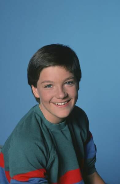 Jason Bateman à l'époque de la série TV Ricky ou la belle vie