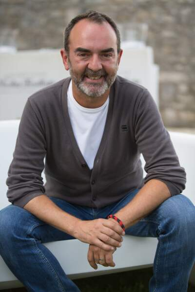 Bruno Solo au Festival du film d'Angoulème, en 2014