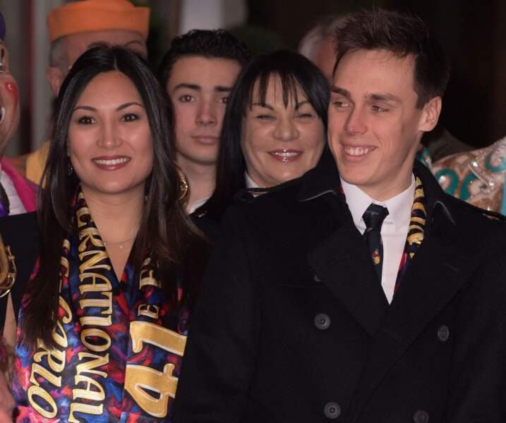 Louis Ducruet : amoureux, le fils de Stéphanie de Monaco s'affiche avec sa chérie