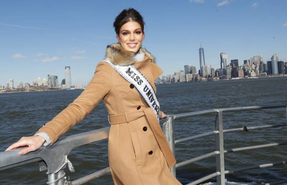 IRIS MITTENAERE VISITE NEW YORK
