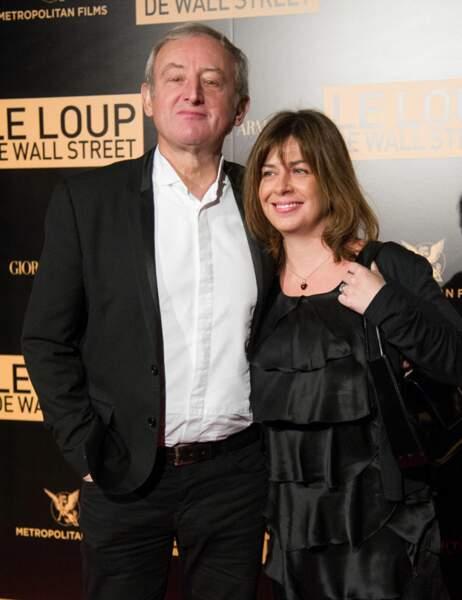 Yann Queffélec et sa femme