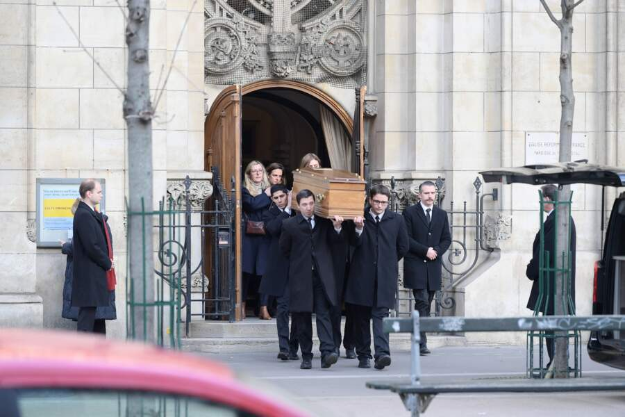 Mort de Thierry Séchan : sa famille et ses amis réunis pour ses obsèques