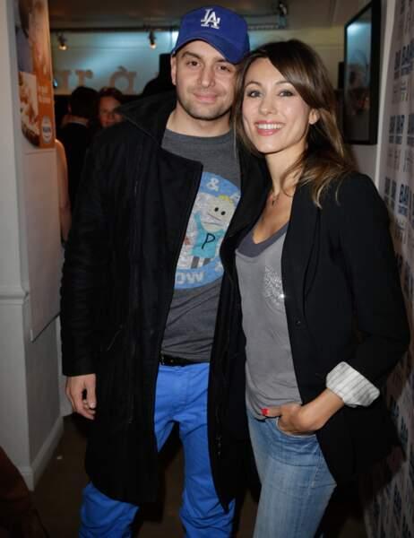 Marie-Ange Casalta et son époux Romuald Boulanger