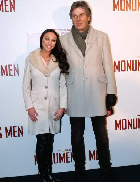 Alexandra Cardinale et Dominique Desseigne