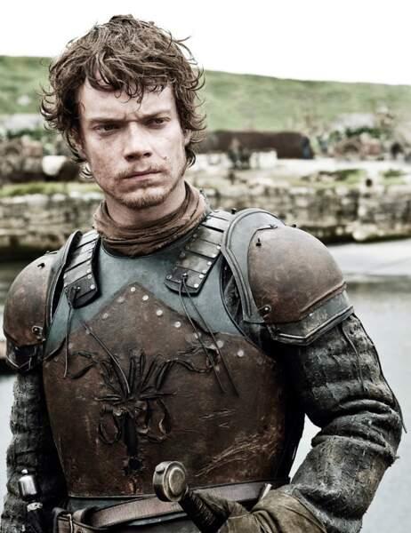 ...la soeur d'Alfie Owen-Allen, alias Theon Greyjoy dans Game of Thrones