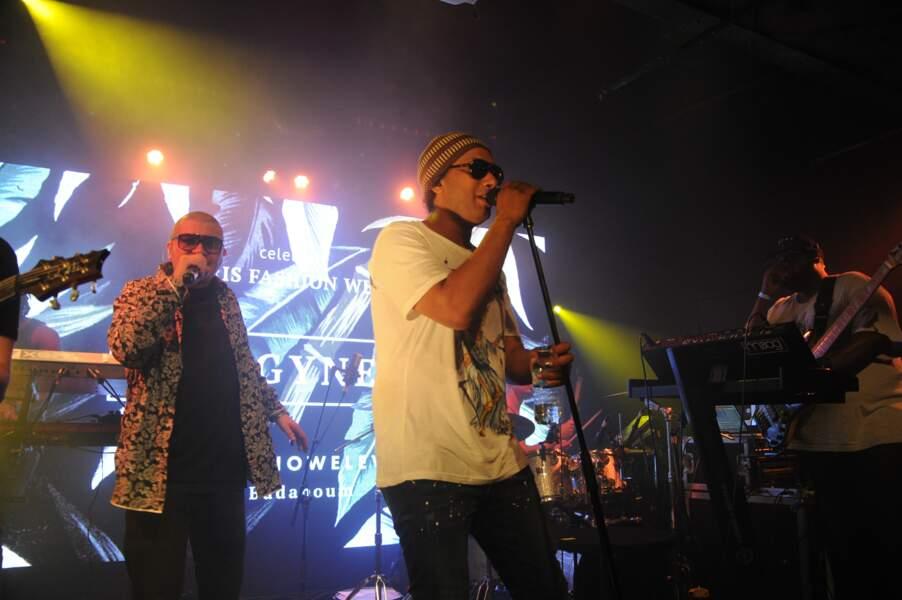 Doc Gynéco en concert