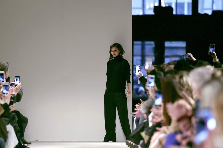 Les do de la semaine : le pantalon large - Victoria Beckham