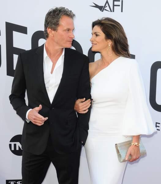 Cindy Crawford et son époux Rande Gerber