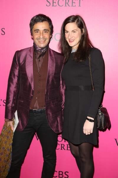 Défilé Victoria's Secret : Ariel Wizman et sa femme Osnath Assayag