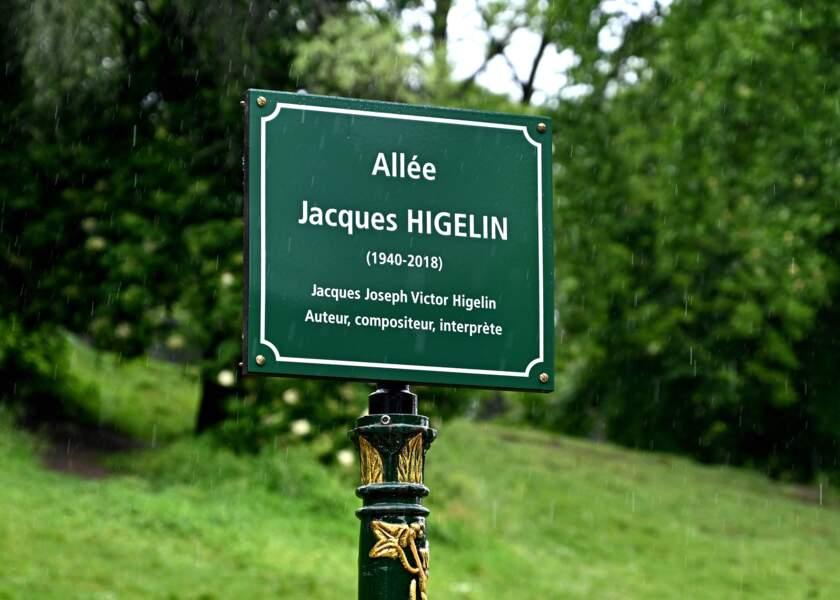 Jacques Higelin avait consacré une chanson à ce lieu cher à son coeur, sobrement intitulée Parc Montsouris
