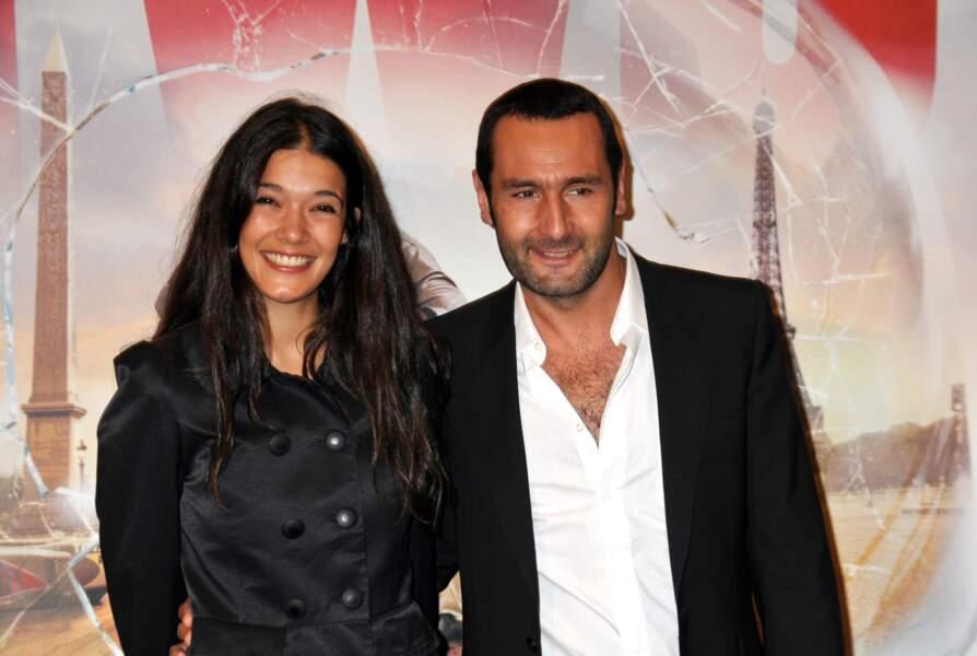 Mélanie Doutey et Gilles Lellouche en couple de 2002 à 2013