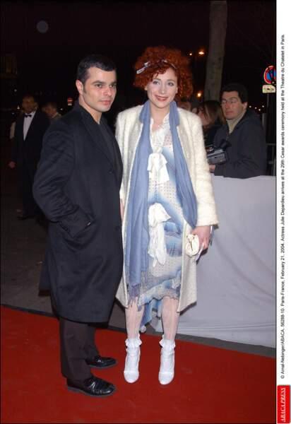 En 2004, Julie Depardieu gagnait le César du meilleur sosie de Dame Ginette