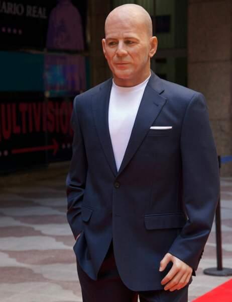 Bruce Willis au Museo de Cera de Madrid