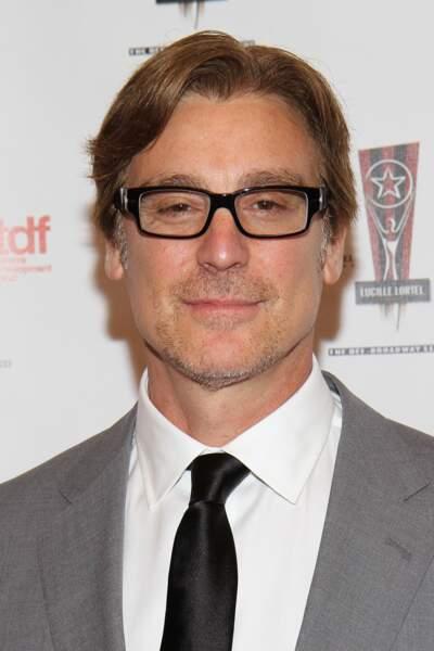 À quoi ressemblent les stars des séries télé des années 90 - Michael T. Weiss aujourd'hui