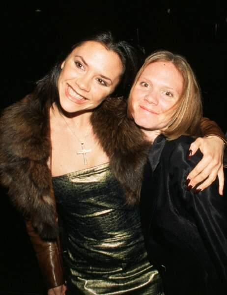 Victoria Beckham et sa soeur Louise