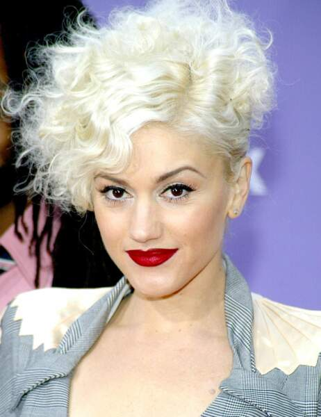 Gwen Stefani en 2003...