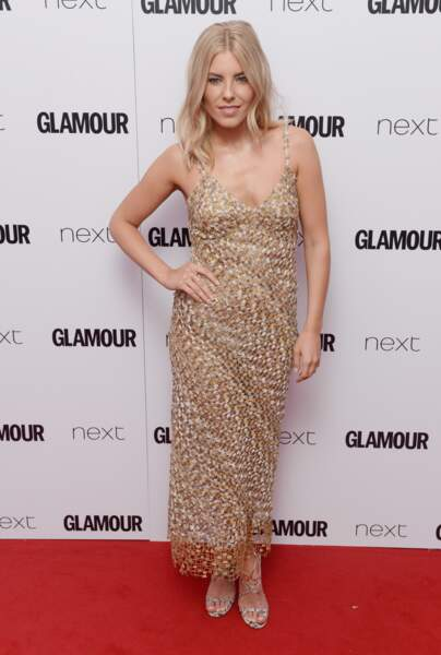 Mollie King aux Glamour Awards
