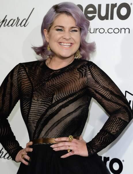 Kelly Osbourne en rit encore