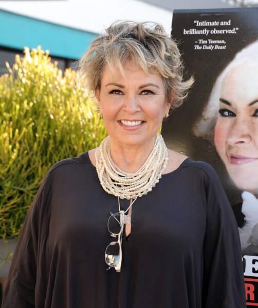 À quoi ressemblent les stars des séries télé des années 90 - Roseanne Barr aujourd'hui