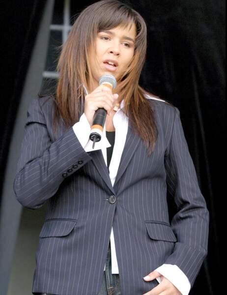 Chimène Badi en 2003