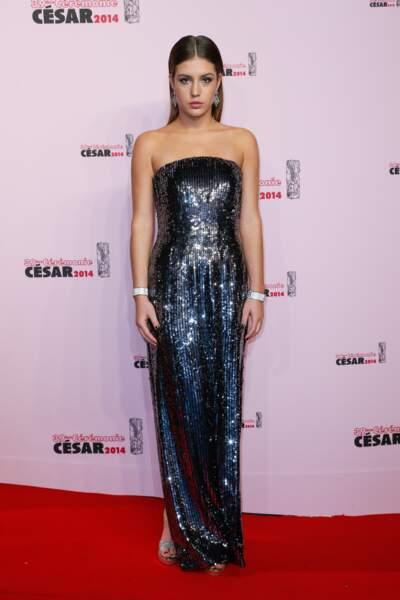 Adèle Exarchopoulos, la plus belle en 2014 <3 <3 <3