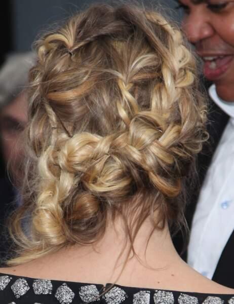 La coiffure de Mélanie Laurent