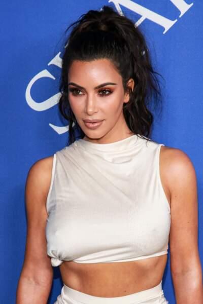 Kim Kardashian aux CFDA Fashion Awards 2018