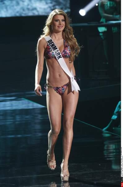 Miss Danemark, Cecilie Wellemberg