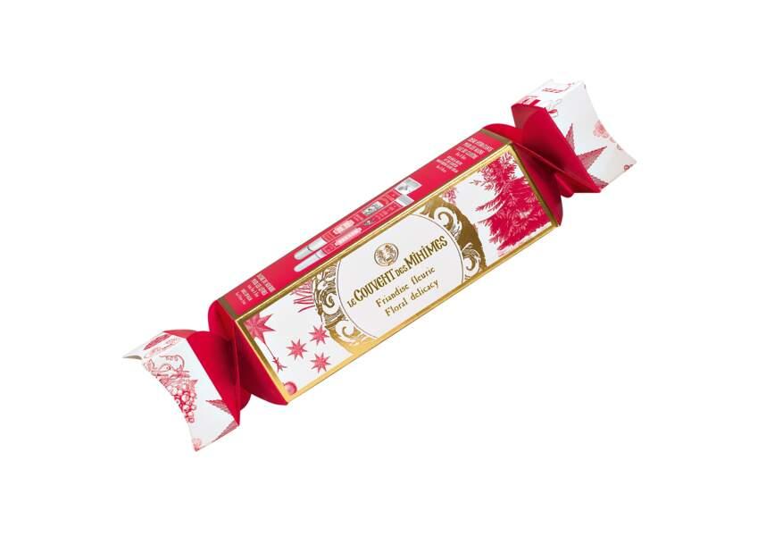 Craker Friandise Fleurie. Crème pour les mains, 13€, Couvent des Minimes.