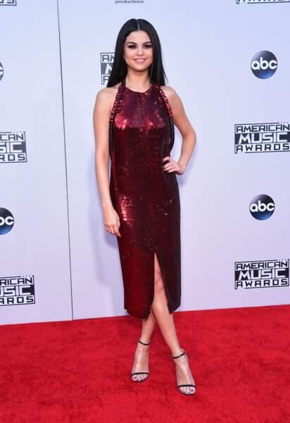 Selena Gomez était très en beauté