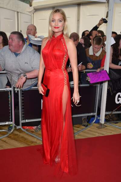 Laura Whitmore aux Glamour Awards