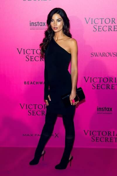Défilé Victoria's Secret : le top Lily Aldridge
