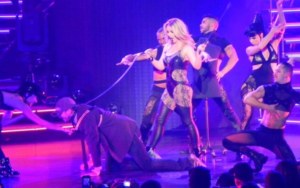 On l'avait prévenu que la vie avec Britney ne serait pas tous les jours facile...