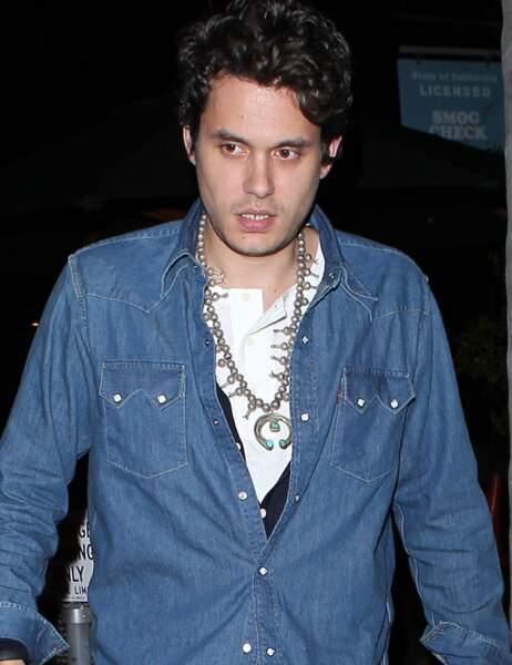 4ème place : John Mayer