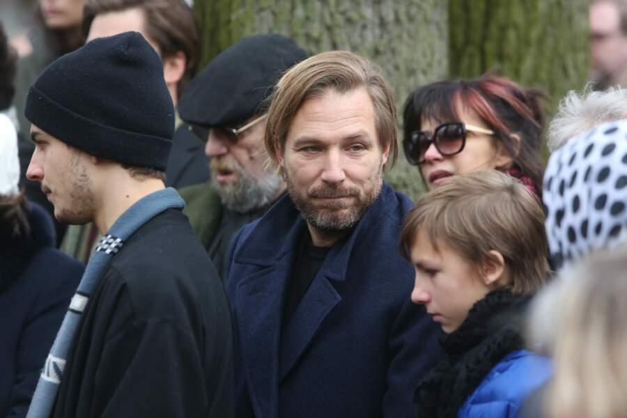 Vincent, le fils de Sophie Marceau et Andrzej Zulawski, et Xawery, le fils aîné du réalisateur