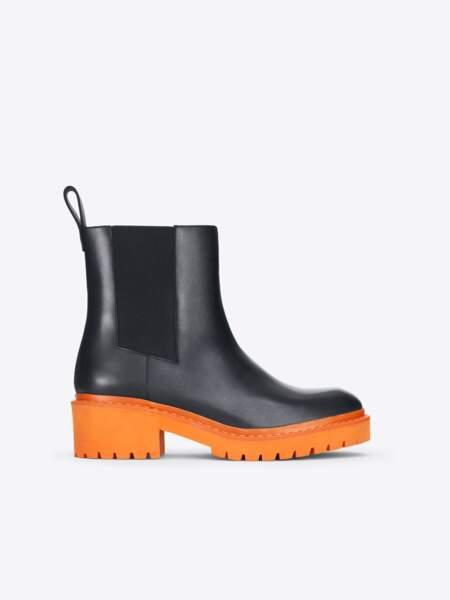 Kenzo x H&M : bottines, 149€