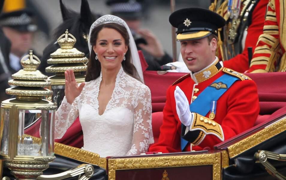 Près de 2000 personnalités du monde entier sont invitées pour ces noces royales