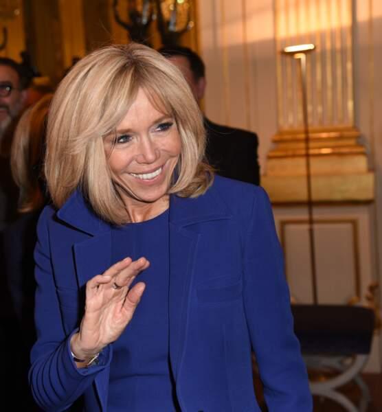 Brigitte Macron, ministère de la Culture