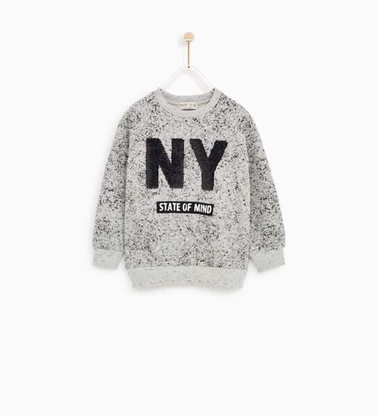 Pull. 17,95€, Zara.