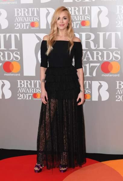 Brit Awards 2017 : Fearne Cotton