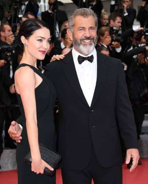 Mel Gibson et sa compagne, Rosalind Ross