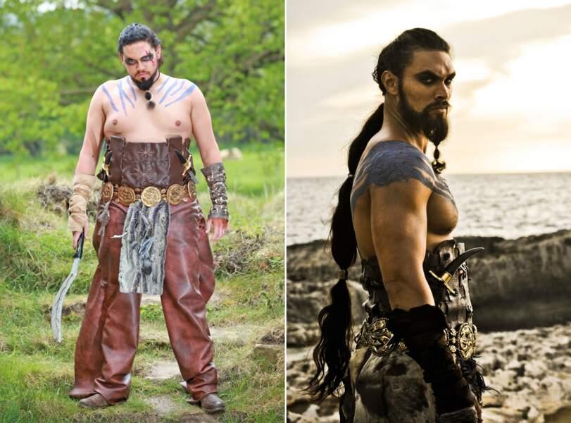 Simon Redstone est quant à lui fan de Khal Drogo