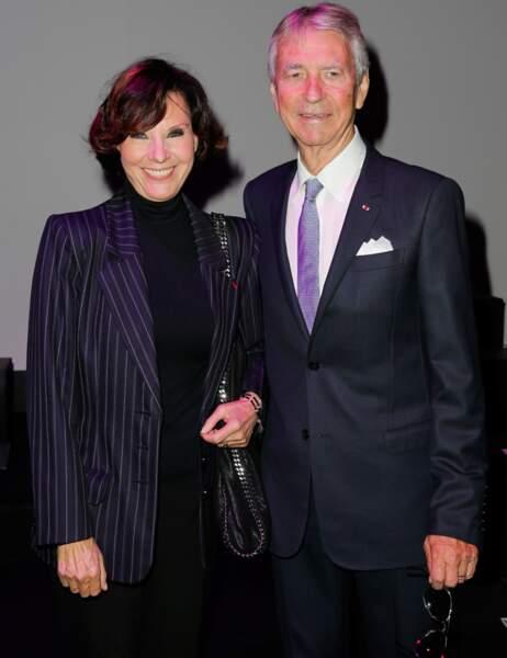 Denise Fabre et Jean-Claude Narcy