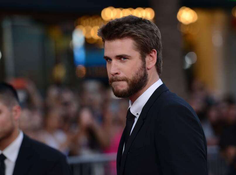 Liam Hemsworth en solitaire
