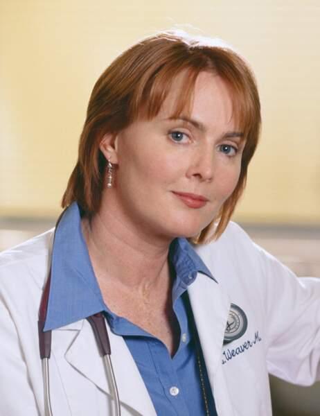 Laura Innes était le Dr Kerry Weaver, chef des urgences