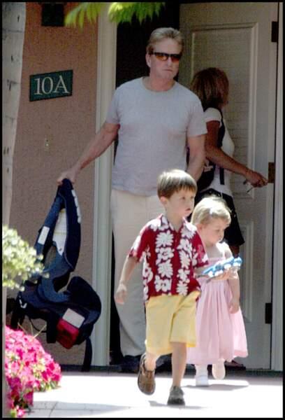 En 2005, sa petite sœur Carys avait 2 ans