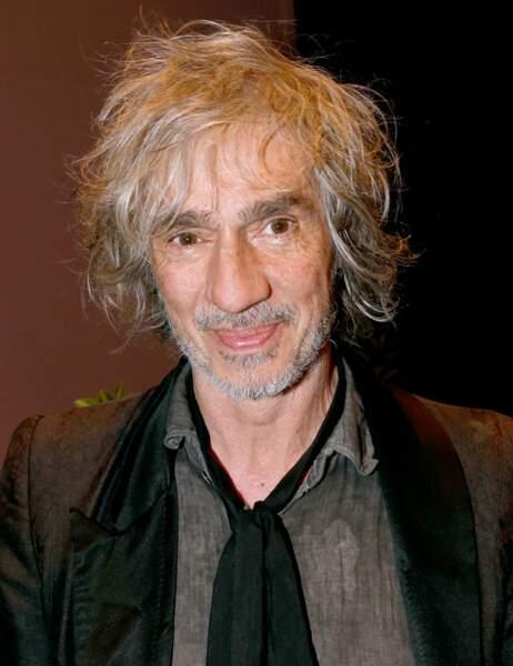 Louis Bertignac a donné une touche rock aux deux premières saisons...