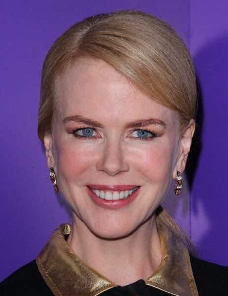 ...et Nicole Kidman aujourd'hui